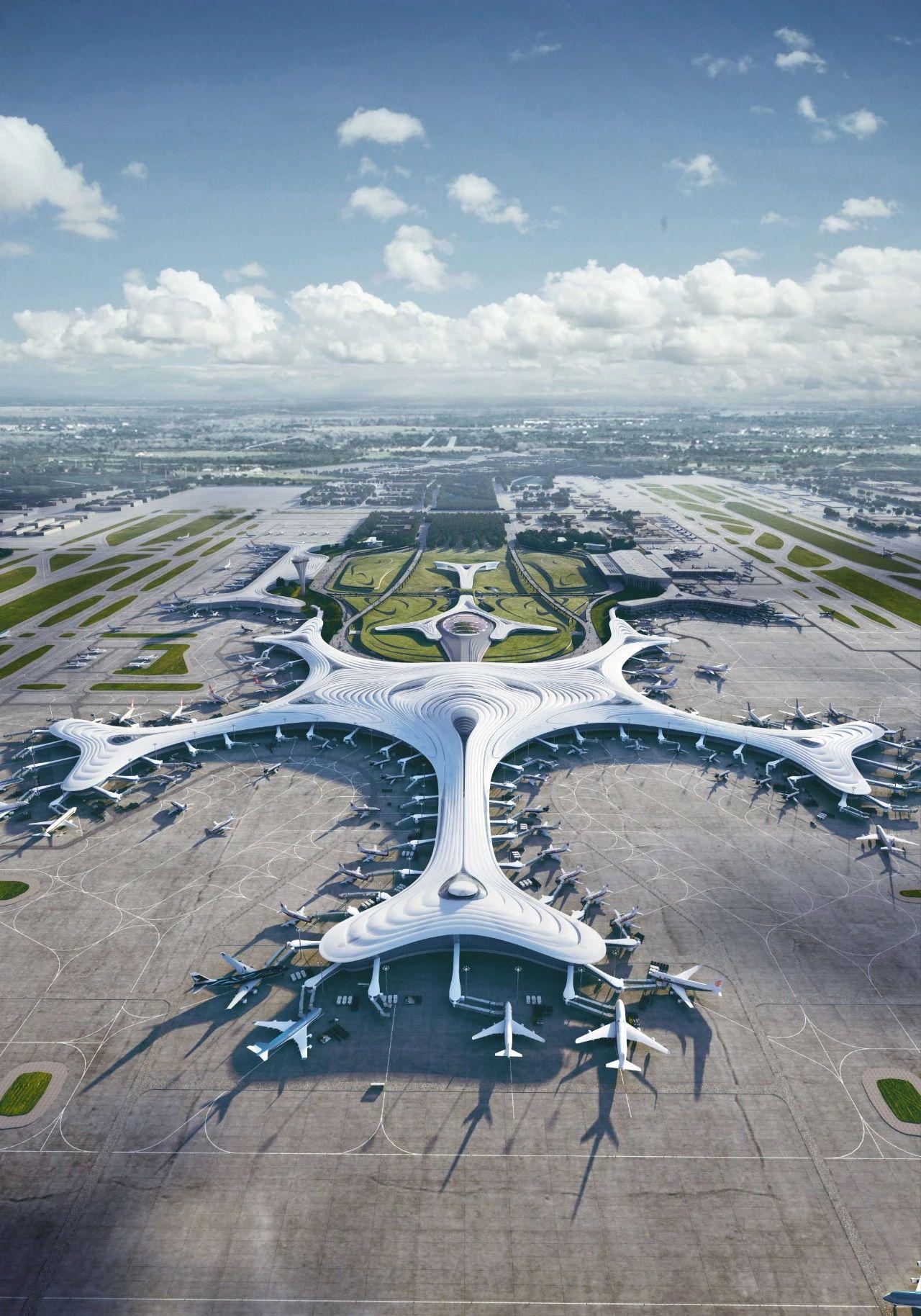 哈尔滨新机场设